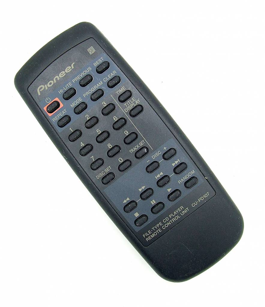 Pioneer Original Pioneer Fernbedienung CU-PD114 remote control unit