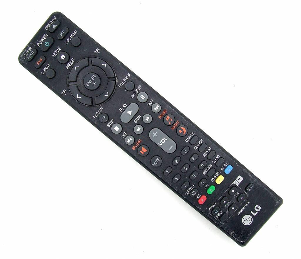 LG Original LG Fernbedienung AKB69491502 remote control