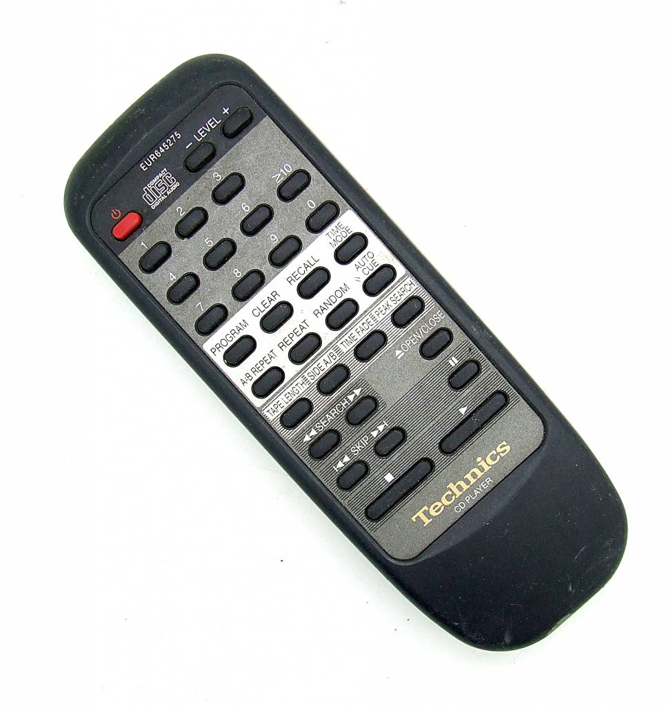 Technics Original Technics Fernbedienung EUR645275 CD Player remote control