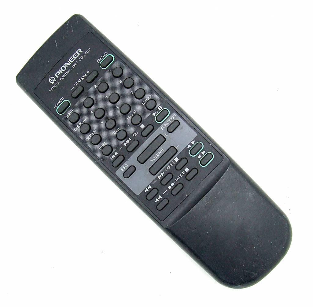 Pioneer Original Pioneer remote control CU-XR017 remote control