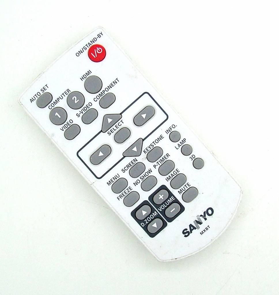 Sanyo Original Sanyo Fernbedienung MXBT S1014075 remote control