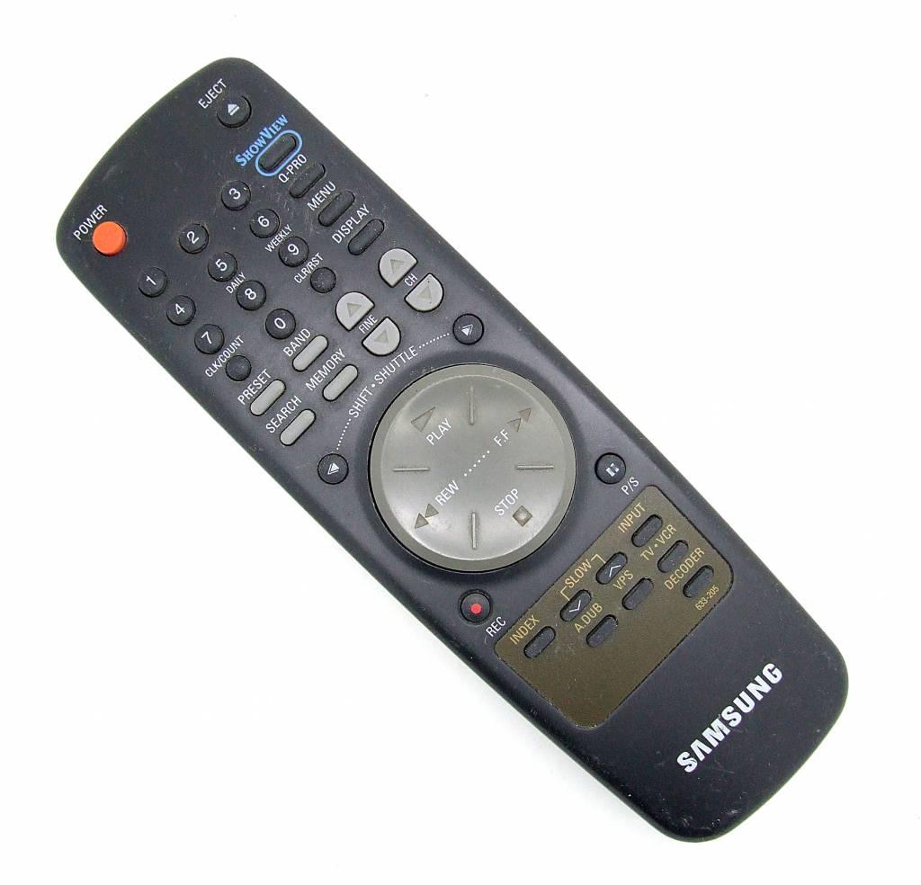 Samsung Original Samsung Fernbedienung 633-205 remote control