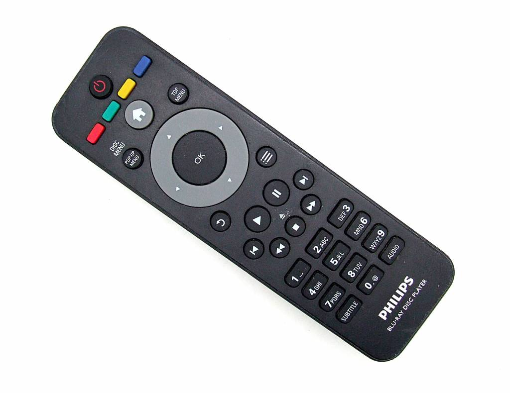 Philips Original Philips Fernbedienung RC-2801 Blu Ray Disc Player remote control