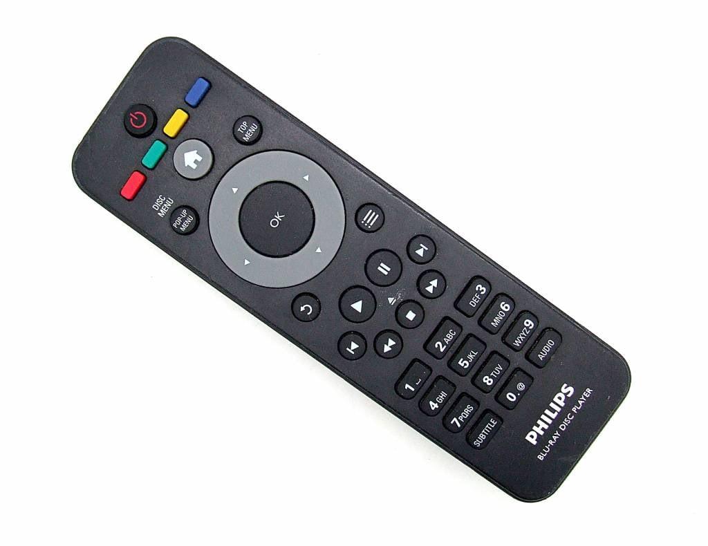 Philips Original Philips Fernbedienung RC-2801 Blu Ray Disc Player remote control
