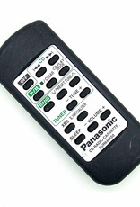 Panasonic Original Panasonic remote control EUR646550 CD Radio Cassette remote control