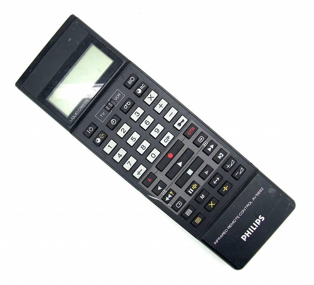 Philips Original Philips Fernbedienung AV5692 Infrared remote control