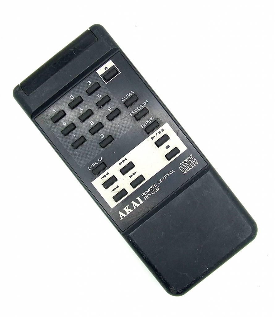 Akai Original Akai Fernbedienung RC-C32 remote control