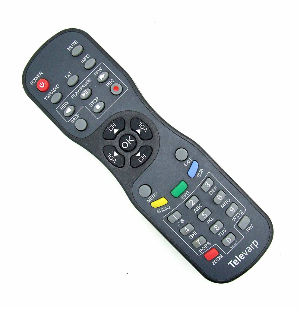 Original Televarp Fernbedienung remote control