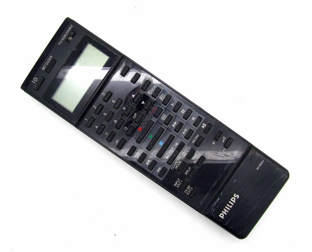 Philips Original Philips Fernbedienung AV5684 infrared remote control