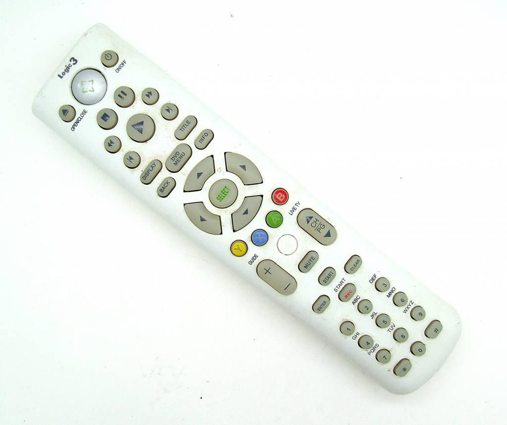 Original Logic 3 Fernbedienung XB778 für Xbox remote control
