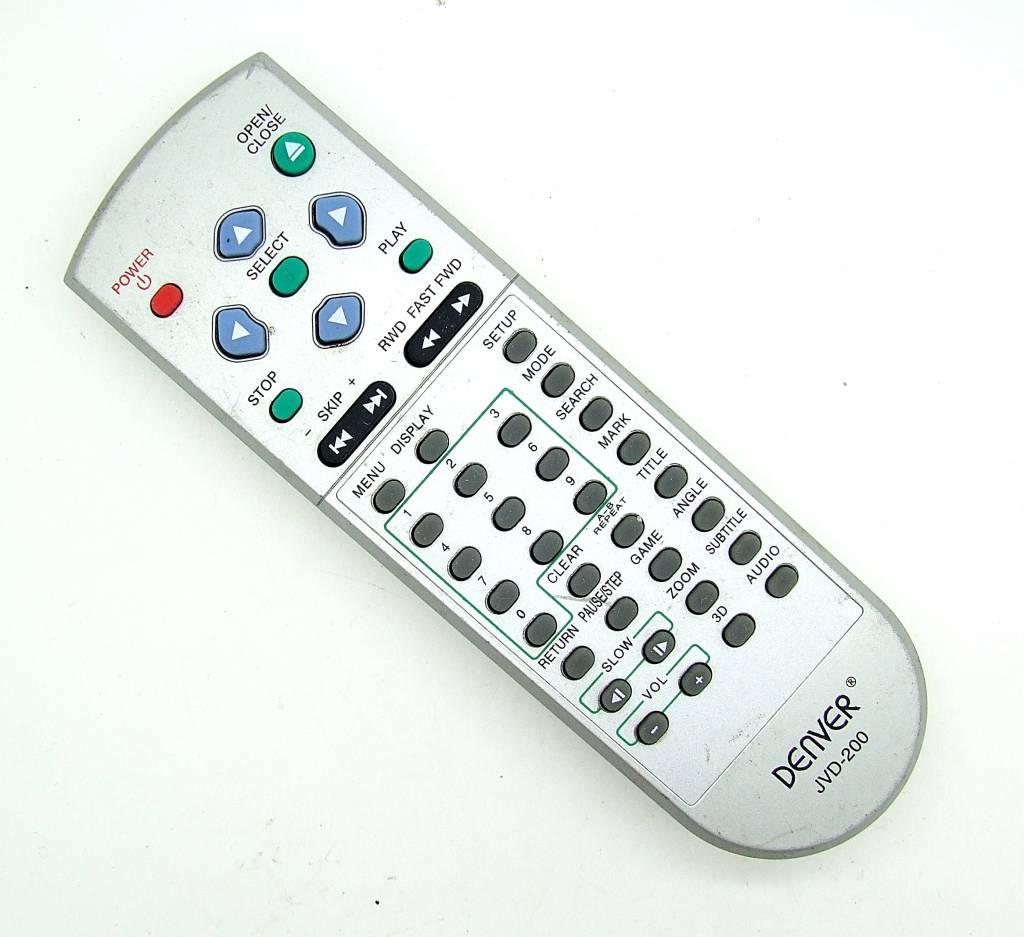 Denver Original Denver Fernbedienung JVD-200 remote control