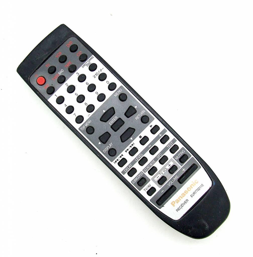 Panasonic Original Panasonic remote control EUR7702110 Receiver remote control