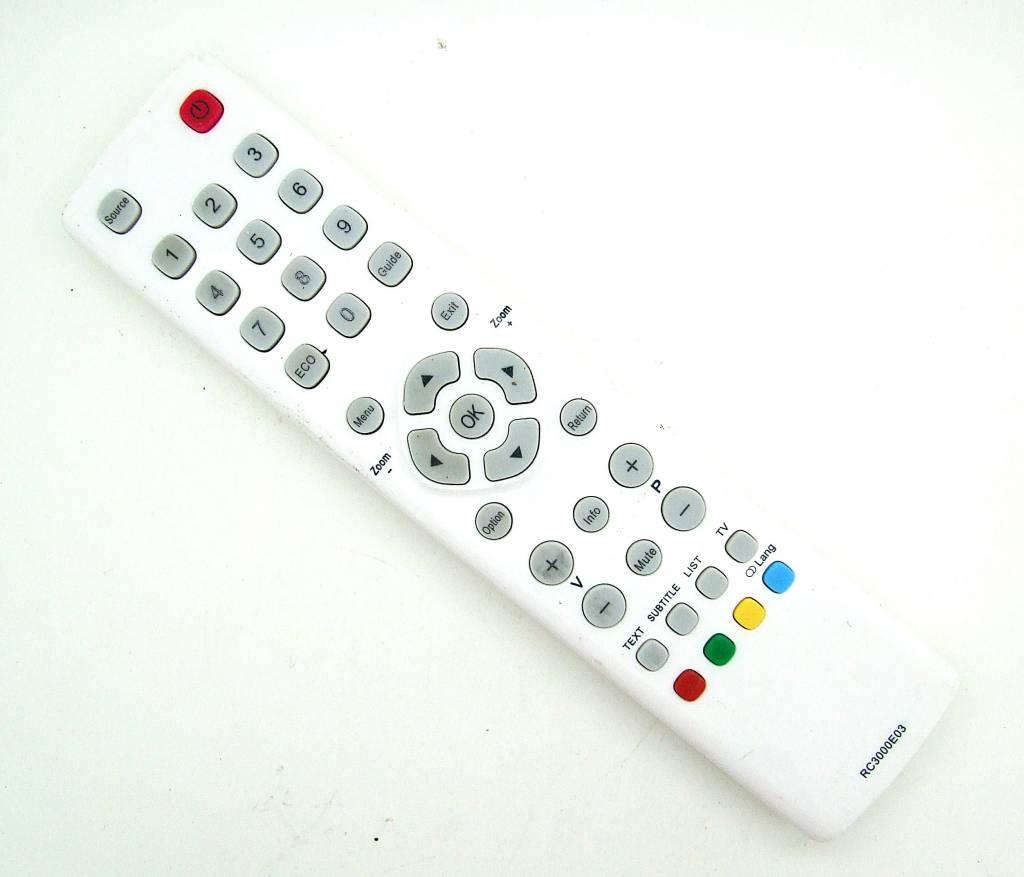 Thomson Original Thomson Fernbedienung RC3000E03 remote control
