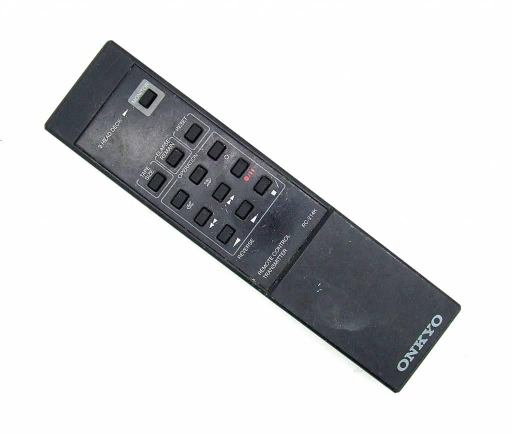 Original Onkyo remote control RC-214K remote control