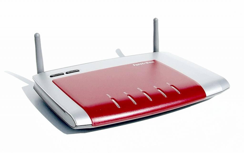 AVM AVM FRITZBox Fritz!box 3272 450 Mbps 4-Port 1000 Mbps Wlan Router Gigabit