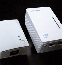 TP-Link TP-LINK TL-WPA4220Kit AV500 WIFI WLAN Powerline Adapter Netzwerkadapter
