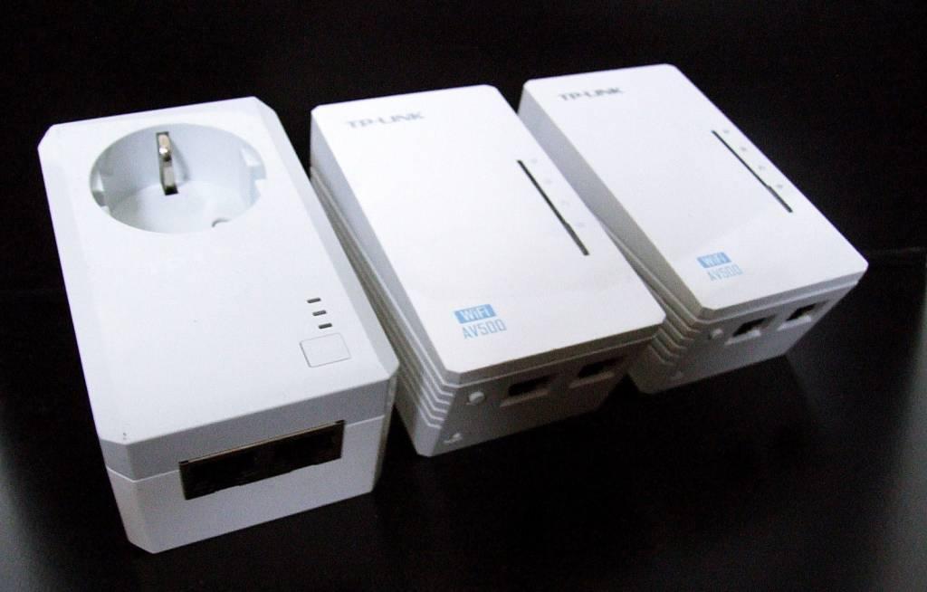 TP-Link TP-LINK TL-WPA4226TKit AV500 WIFI WLAN Powerline Adapter