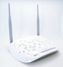 TP-Link TP-Link TD-W8961ND ADSL2 Wireless Router Modem 2,4GHz 4-port 300Mbps