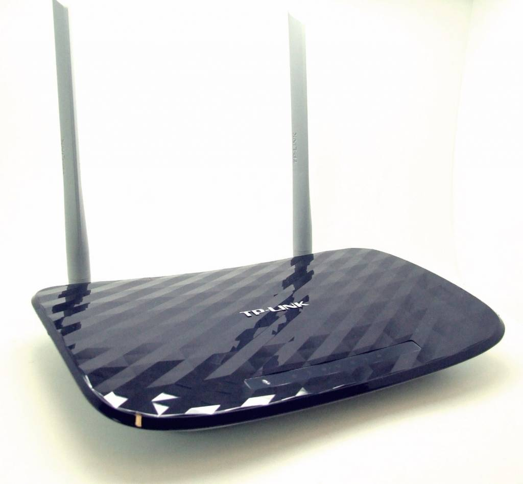 TP-Link TP-LINK ARCHER C20 AC750 Dual Band Wireless WLAN Router 750Mbps