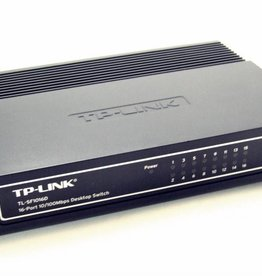 TP-Link TP-LINK TL-SF1016D 16 Port Switch ethernet network 10/100 LAN Hub