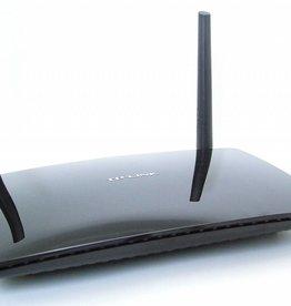 TP-Link TP-LINK Archer D50 Dual band AC1200 Wireless Router ADSL2+ Schwarz