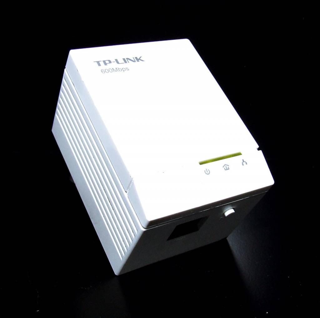 TP-Link TP-LINK TL-PA6010 AV600 Powerline Adapter 600Mbps
