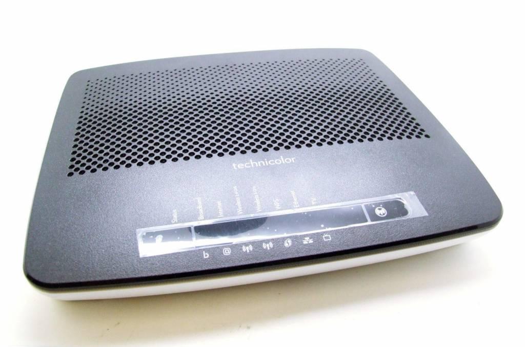 Technicolor TG589vac Dualband VDSL2 / ADSL2+ Wifi Router Modem
