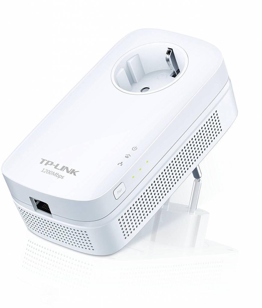 TP-Link TP-LINK TL-PA8010P AV1200 Gigabit Powerline Adapter