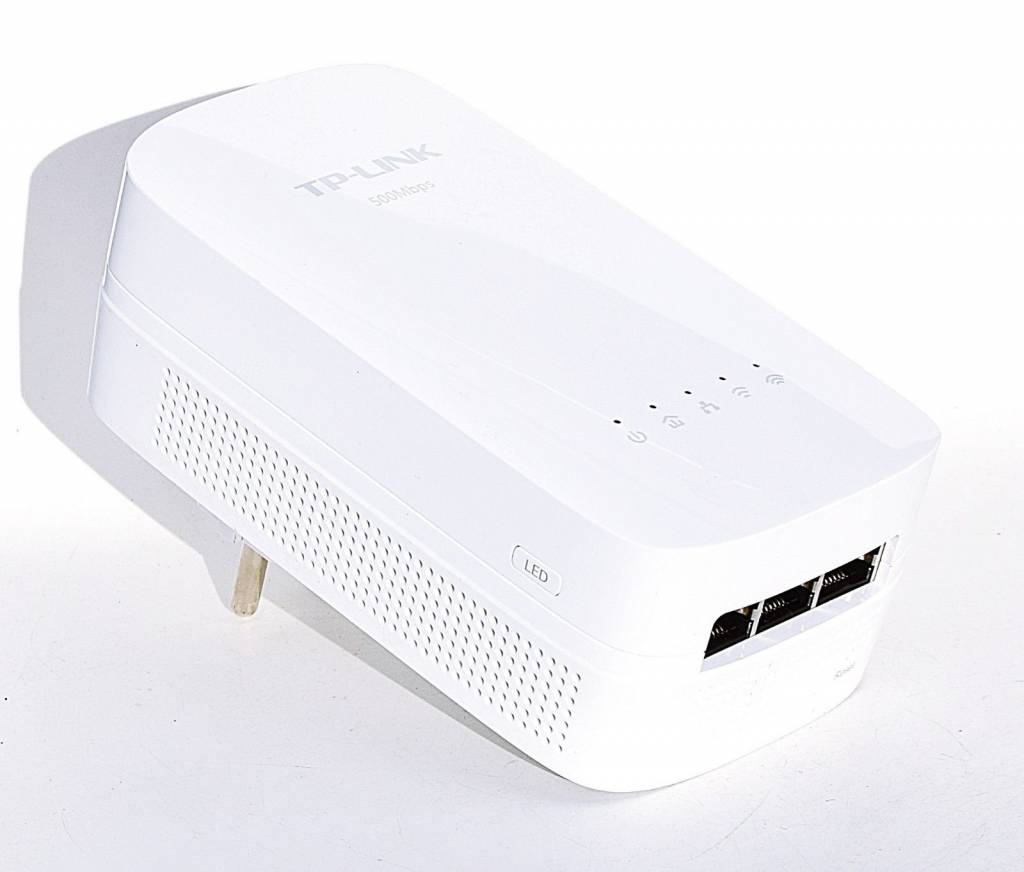TP-Link TP-Link TL-WPA4530 AV500 AC750 WLAN Powerline Extender