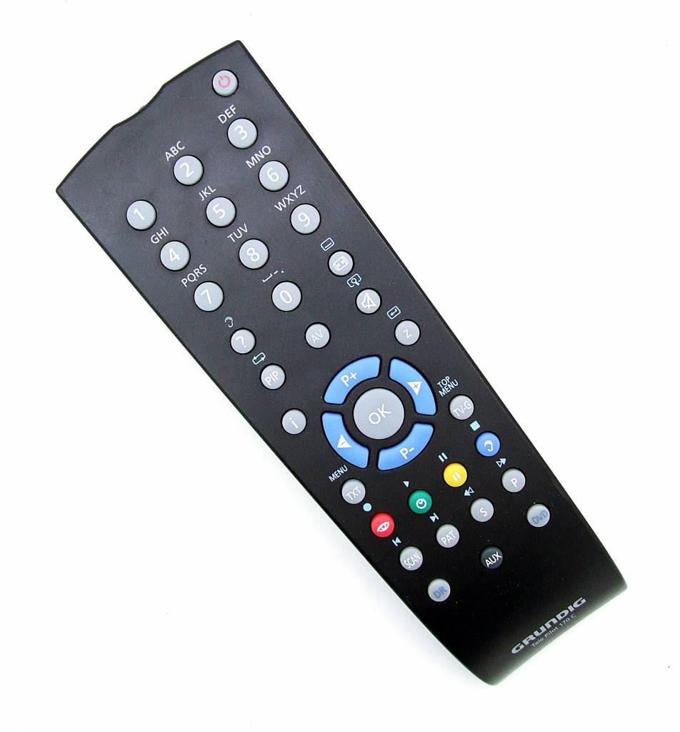 Grundig Original Grundig  remote control Tele Pilot 170 C, 170C black