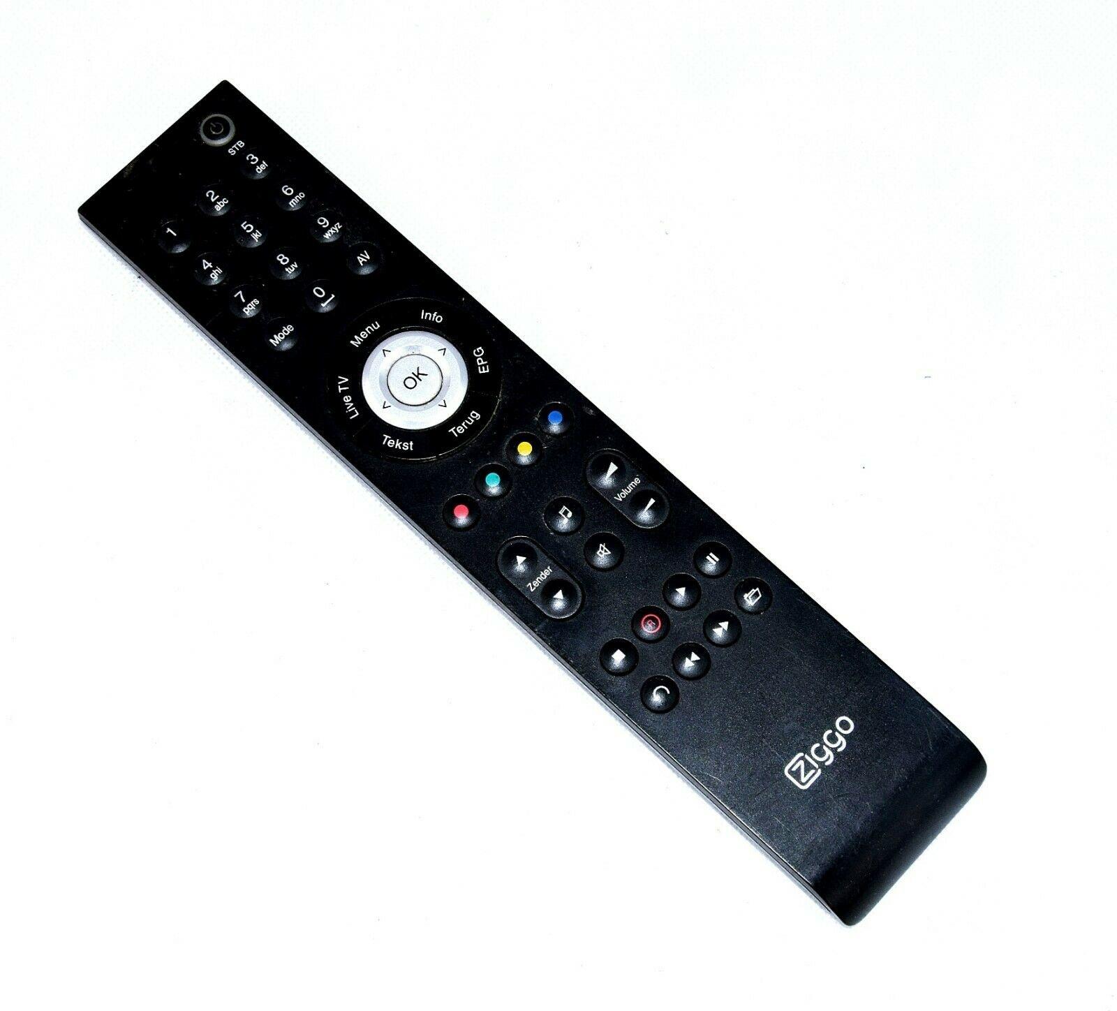 Ziggo ZIGGO Original Remote Control Cisco 8455 8485 TV