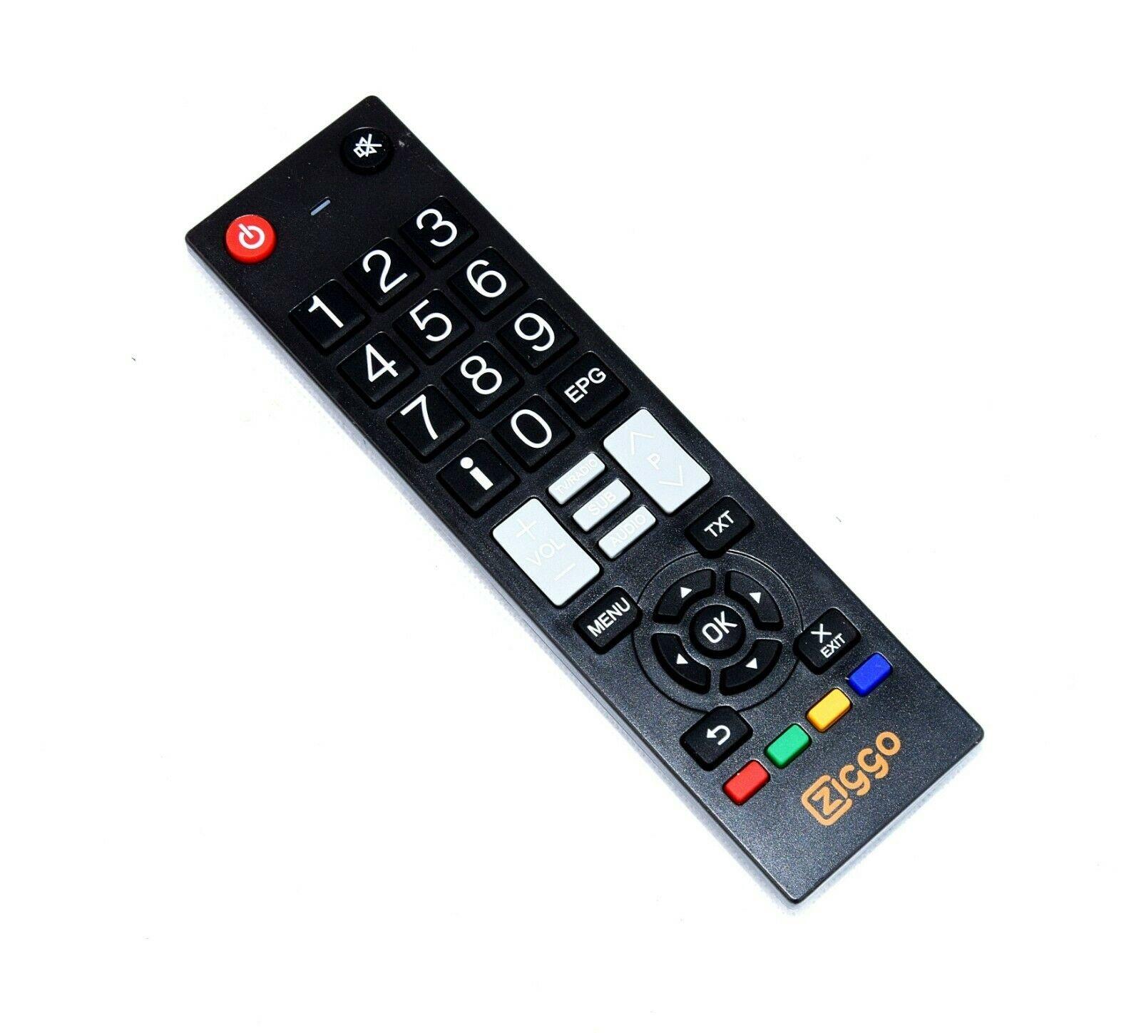 Ziggo ZIGGO Original Fernbedienung Remote Control