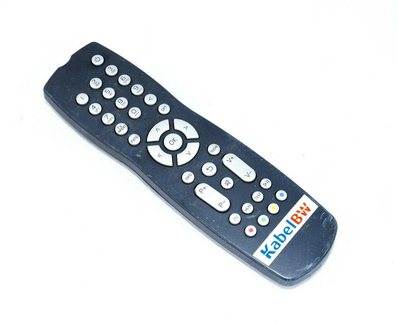 Kabel BW Kabel BW Original Fernbedienung PRC 20 Remote Control