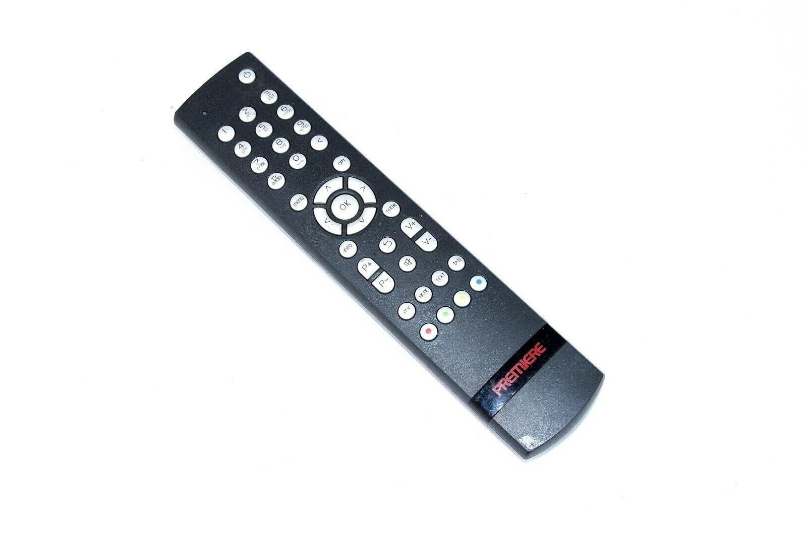 Premiere PRC-10 Original Fernbedienung TV Remote Control