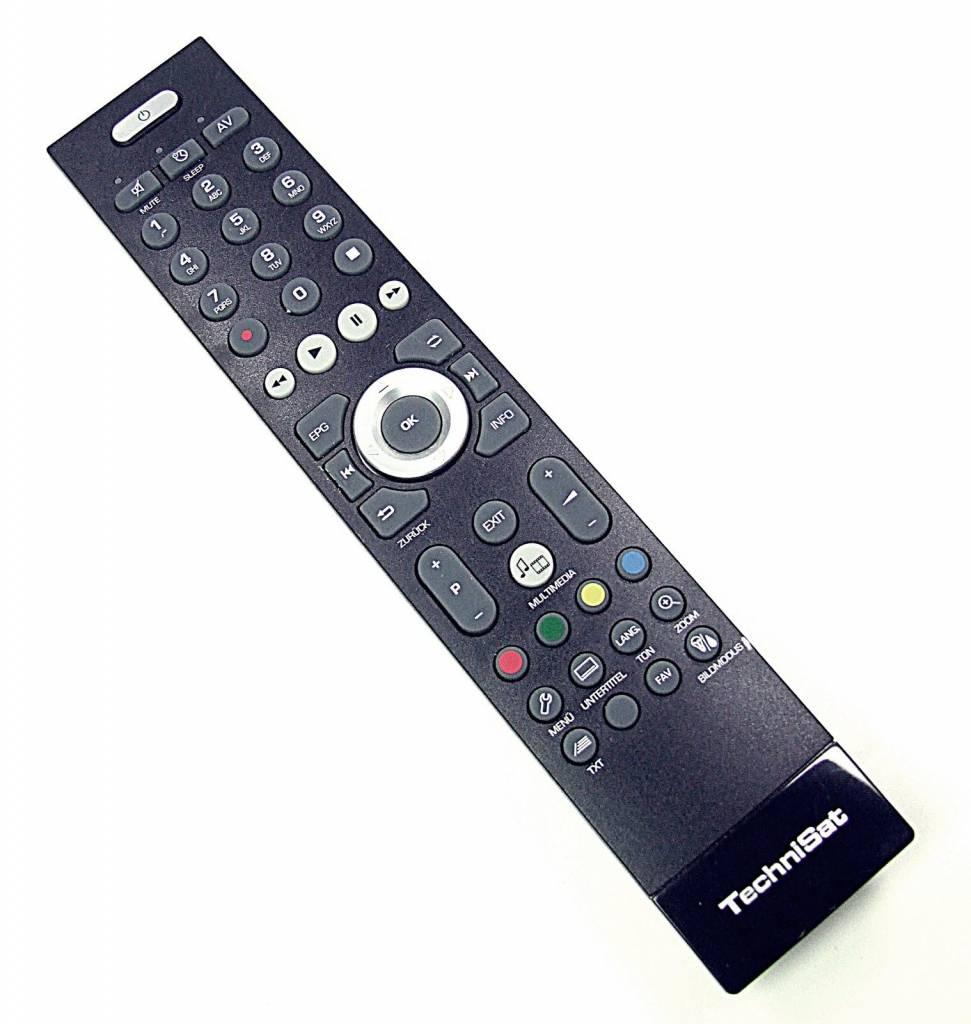 Technisat Original TechniSat remote control for Tareo TV FBTV-E13 Tareo 22 26 32 40
