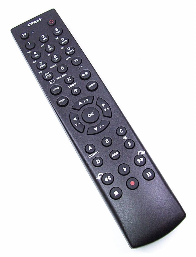 Cyfra+ Original Cyfra+ remote control for Philips DSR 6201/91 HD Decoder NEW