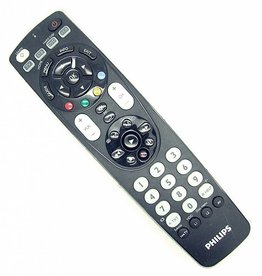 Philips Original Philips remote control SRP 5004 4-in-1 universal-remote control incl. background light