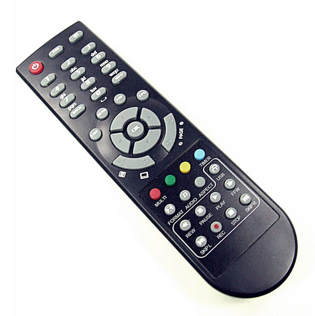 EasyOne Original EasyOne remote control for EasyOne HX60 HD+ / Easy One HX 60 HD+