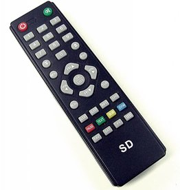 EasyOne Original EasyOne remote control for EASY ONE SX 25 Easyone SX25 Sat Receiver