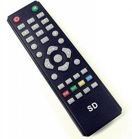 EasyOne Original EasyOne remote control for EASY ONE SX 25 Easyone SX25 Sat Receiver