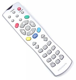 Unity Media Original Unity Media remote control for Technotrend TT-MICRO S835 HD+ S202 S302 S305 S320 S326 S330 C201 C202 C254 C264 C274 silver