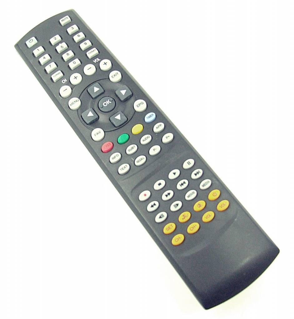 Logisat Original LogiSat Fernbedienung RGU002 S3 Universal-Fernbedienung für 2750 HD+ / 4200 HD+