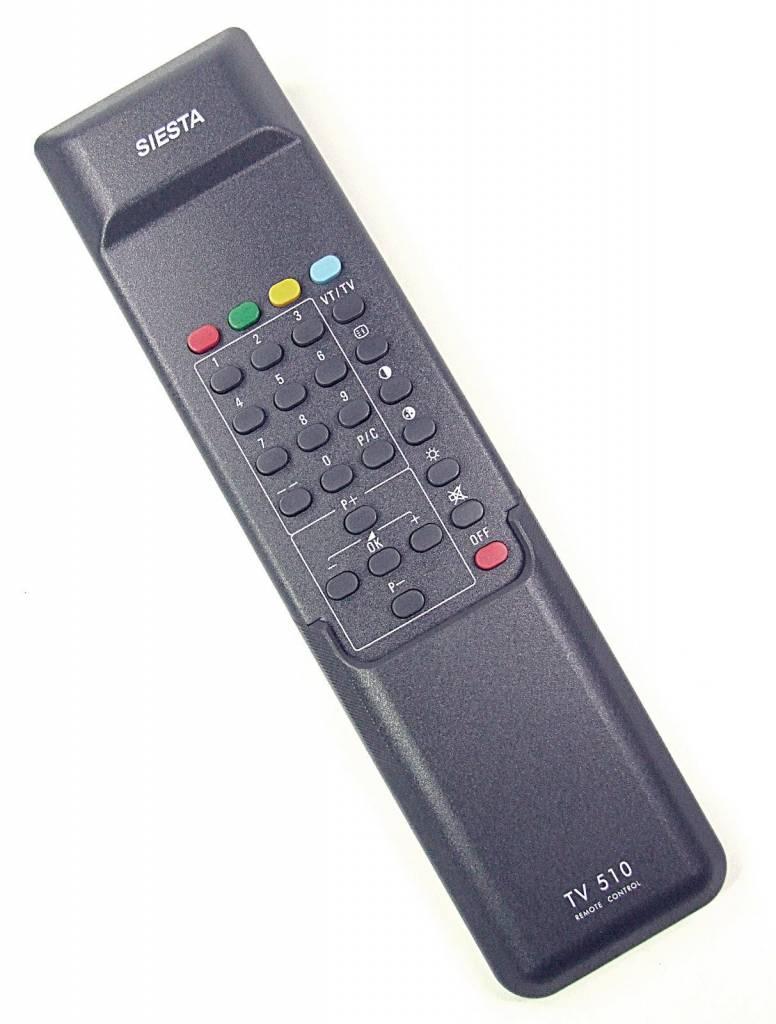Original Siesta Fernbedienung für Siesta TV 510 Remote Control NEU