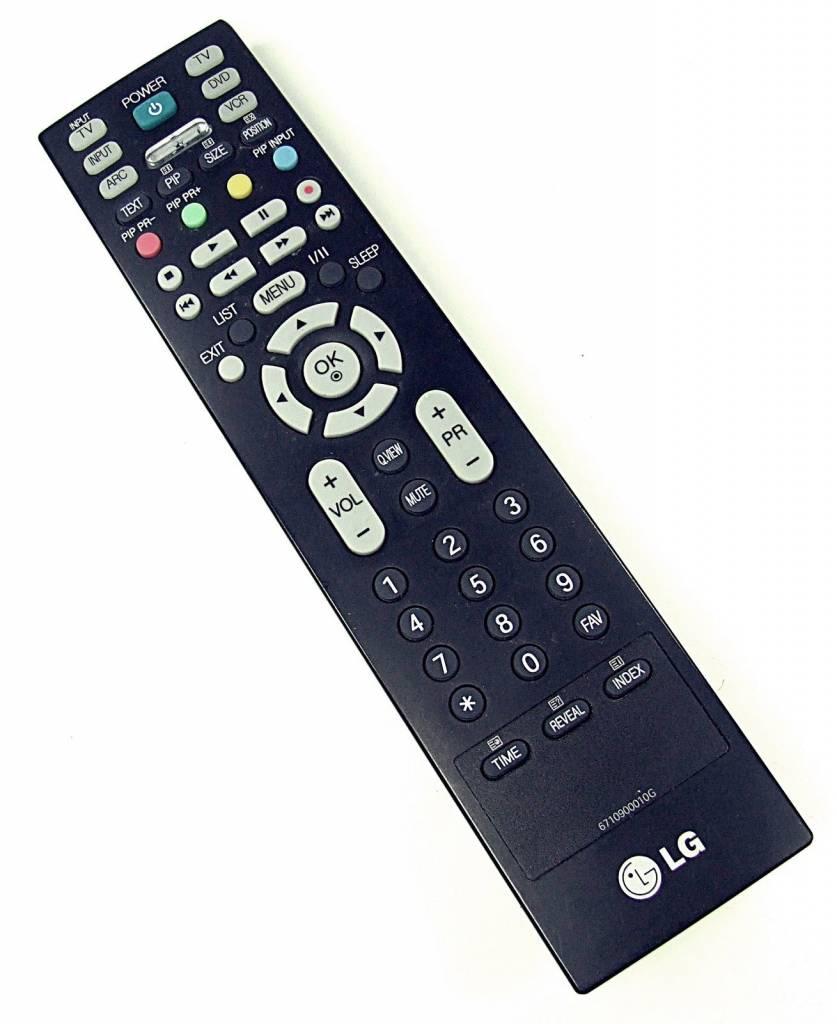 LG Original LG Fernbedienung 6710900010G Remote Control