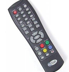 Original remote control for mysat 215 S 215S