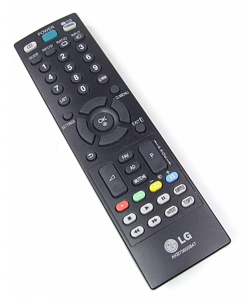 LG Original LG remote control AKB73655847