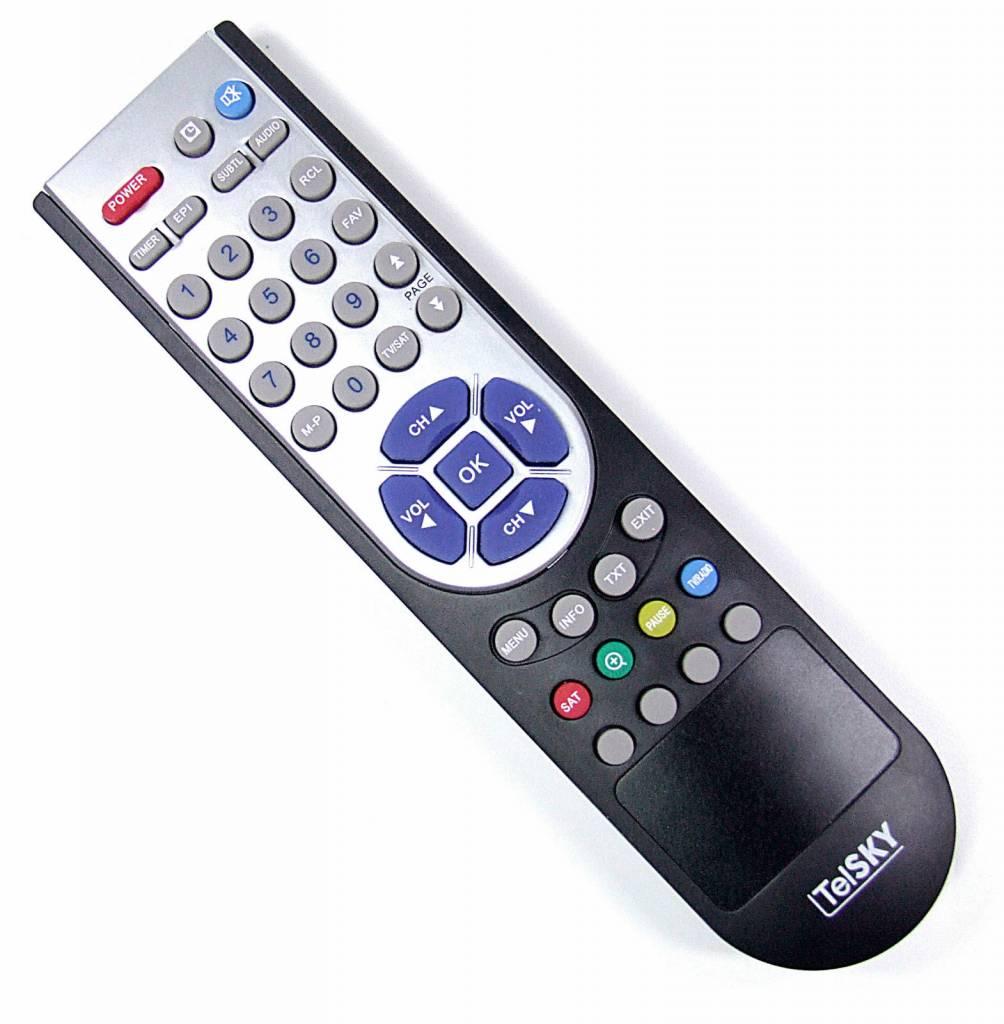 1000 1010 original telsky remote control for telestar td 1000 s 1001 s 1010 s 1011 s  5400044