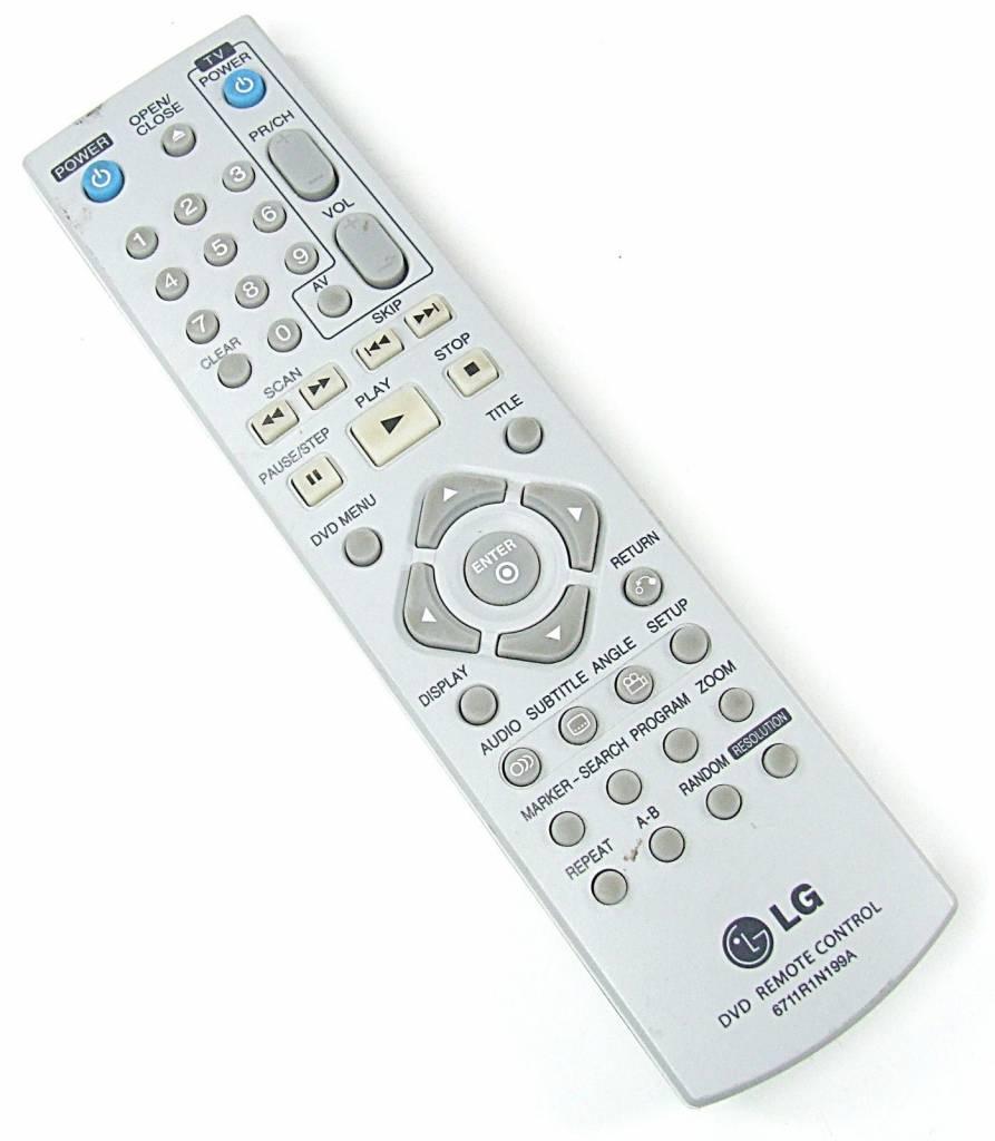 LG Original LG Fernbedienung 6711R1N199A Remote Control