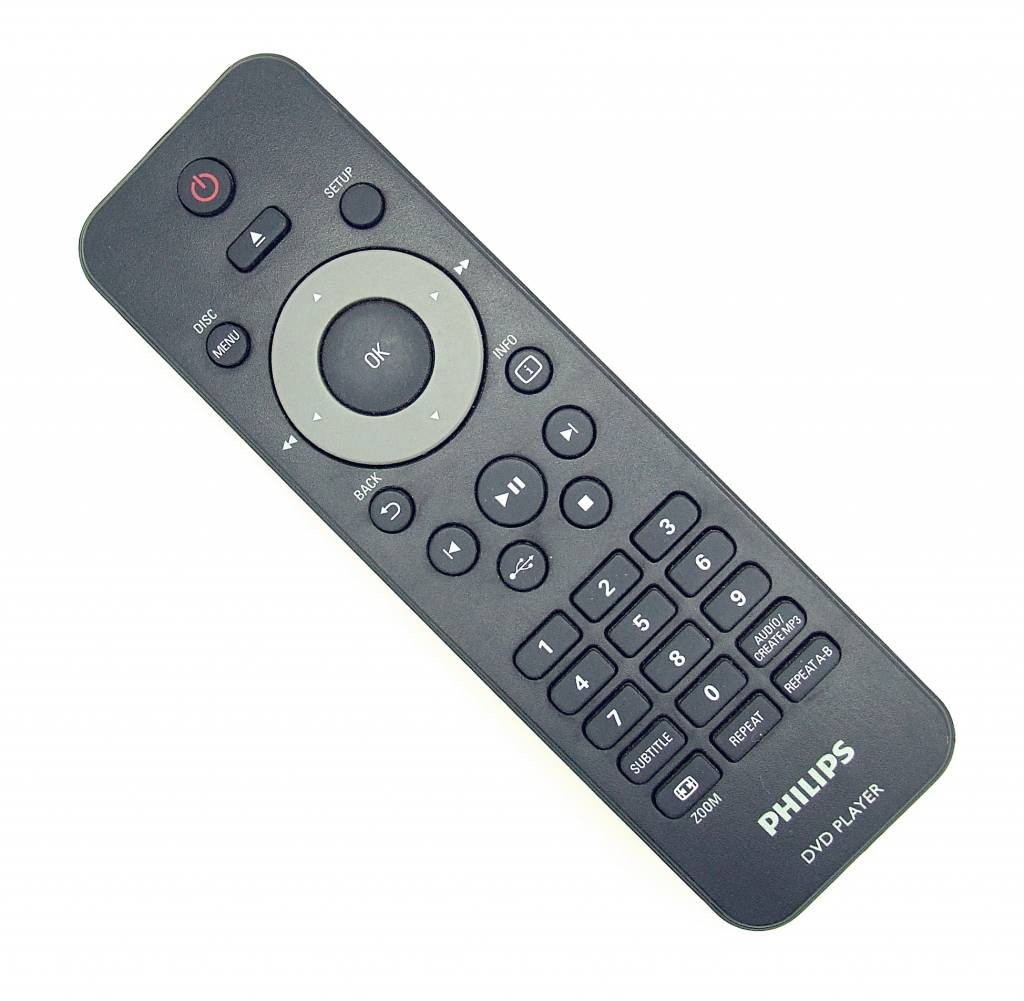 Philips Original Philips remote control RC-5340 for DVP3980, DVP3982 DVD Player
