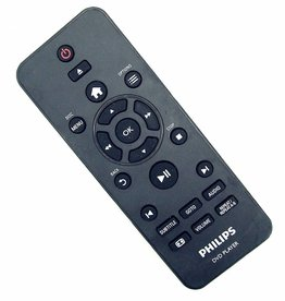 Philips Original Philips remote control RC-5721 for DVP2880, DVP3602, PT7899 DVD Player